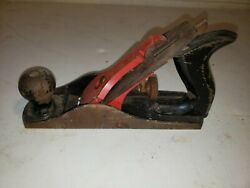 Vintage Wood Plane Marked Made In Usa Barn Find