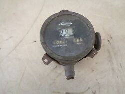 Model T Stewart Magnetic Speedometer For Parts 8228 Miles Body Lens Dials Trog