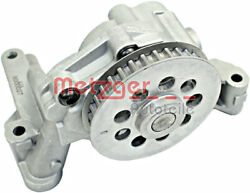 Metzger Oil Pump For Vw Skoda Seat Audi Amarok Beetle Caddy Iii Iv 30-50 04-17