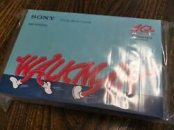 Sony Walkman Nw-a100tps 40th Anniversary Limited Model From Japan F/s