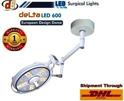 Hospital Surgical Lights Led Ot Lamp Operation Theater Light Ceiling/ Wall Mount