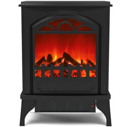 Regal Flame Phoenix Electric Fireplace Free Standing Portable Space Heater St...