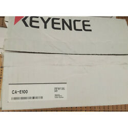 1pc New Keyence Ca-e100 Visual Expansion Module In Box Spot Stock Yp1