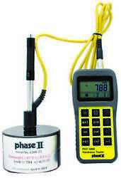 Phase Ii Pht-1800 Portable Hardness Tester With D Impact Device