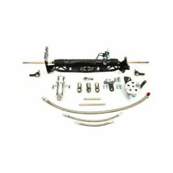 1967-70 Chevy C-10 Pickup Truck Power Rack And Pinion W/drum Unisteer 8011900-01