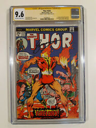 Thor 225 Cgc 9.6 Ss Gerry Conway 1st Firelord Scarce - Investment - Hot