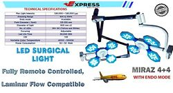 Surgical And Examination Lights Led Operating Lights Operation Theater Led Ot Lamp