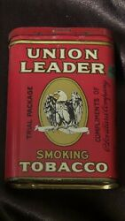 Union Leader Tobacco Tin Trial Package