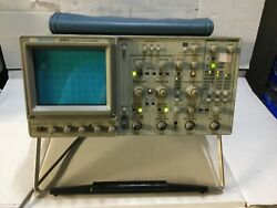 Tektronix 2245a 100 Mhz Oscilloscope Used Hold Knob Doesn't Work As Is