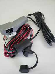 Warn Winch Atv Remote Switch And Receiver 3 Pin 89410 And 89411