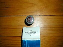 Nos 1982 - 1989 Ford L Ln Lnt Lts 800 900 Oil Pressure Indicator Lens And Body