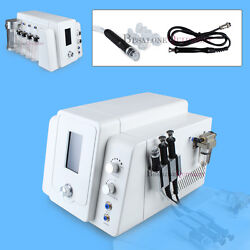 Water Hydrate Dermabrasion Skin Rejuvention Microcurrent Face Lifting Spa Device