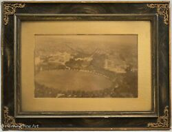 Incredibly Rare 19th Century Photograph Of Washington D.c. White House And More