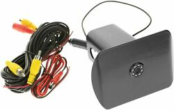 8 Led Lights Night Vision Hd Camera Trailer Hitch Tube Cover Fits 2 Receivers