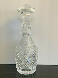 Waterford Designer Studio Collection Cut Crystal Decanter Limited Edition