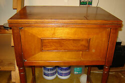 Vintage Sears Kenmore Electric Sewing Machine-with Button Hole Attachment-nice