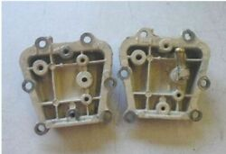 1960 40 Hp Johnson Sea Horse Outboard Intake Port Covers