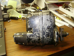 S6ln-204 Use 10-163050-9 Bendix Magneto Assy Working Good Lycoming 540