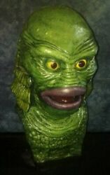 Creature From The Black Lagoon Life Size Bust -- 11 Prop Statue Monsters Movie