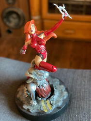 Cry For Dawn Randy Bowen Red Statue 3004 5000