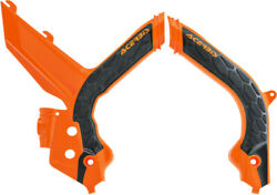 Acerbis X-grip Frame Guards Protector Cover Ktm Exc Excf Xcw Xcfw 250 300 350 20