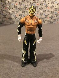 Rey Mysterio Royal Rumble 2011 Wwe Mattel Elite Toys And039r Us Ppv Figure Wwf/wcw