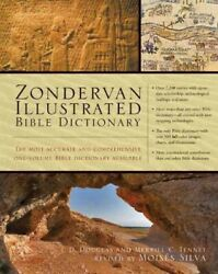 Zondervan Illustrated Bible Dictionary, Hardcover By Douglas, J. D. Edt Te...