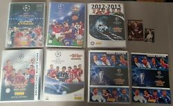 Adrenalyn Xl Panini 6 Full Sets Adrenalyn Nordic Rare From 09 To 2015 + Limited