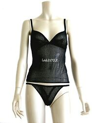 Tom Ford Rare Gg Thong And Matching Camisole New