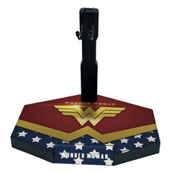 1/6 Scale Action Figure Dynamic Stand Display Box Wonder Woman Diana