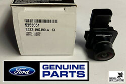New Oem Ford 13-16 Fusion Rear View-backup Back Up Camera Es7z-19g490-a