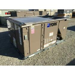 York Zr049n06d2b2aaa2a1 4 Ton 2 Stage Rooftop Gas/elec Ac 3 Phase