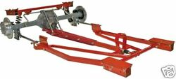 Tci 1965 - 1970 Mustang Torque-arm Rear Suspension Ridetech Coil-overs Sway Bar@