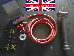 Blacksmith Forge Gas Propane Burner Sets. All Sizes, All Inclusive.