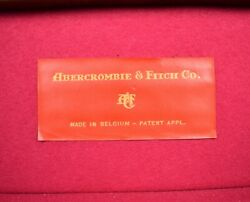 Abercrombie And Fitch Universal Shotgun Case Made In Belgium
