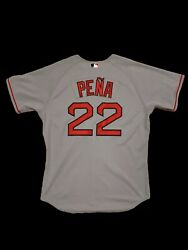 Wily Mo Pena Boston Red Sox Jersey Size 48