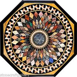 48 Coffee Table Top Stone Inlay Pietra Dura Art Work For Home Decor
