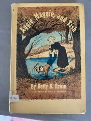 Aggie Maggie And Tish By Betty K. Erwin 1965 Book Paul Kennedy 1st Edition