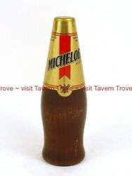 1990s Anheuser Busch Michelob Beer Wooden Bottle Tap Handle Tavern Trove