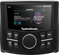 Rockford Fosgate Yxz-stage4 Pmx-2, Front / Rear Speakers, Amp And Sub