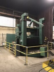 "Morando MDL KN-26 98"" CNC Vertical Boring Mill With Turn Table"