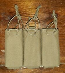 Firstspear Mp7 Triple Speed Reload Mag Pouch 6/12 Coyote Brown Magazine Pocket