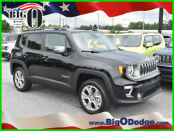 2019 Jeep Renegade Limited 2019 Limited New Turbo 1.3L I4 16V Automatic 4WD SUV Premium