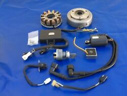 Rotax 462 532 582 583 618 Engines Complete Cdi Ignition Stator Rotor Cdi Kit