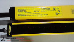 Banner Slsp30-1200-q88,light Curtain Pair Emitter And Receiver, 1200mm, 276640