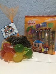 Tik Tok Candy Dely Gely Fruit Jelly And Jelly Sticks 25/20 Sealed Original Pack