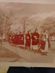 1952 Aka Sorority Marching At Wiley College In Marshall Texas Great Debate Coll