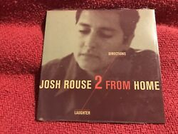 JOSH ROUSE 2 FROM HOME PROMO CD SEALED
