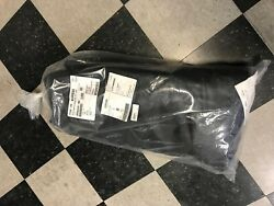 New Crestliner Vision 1600 Black Factory Boat Complete Cover W/ Boot And Poles