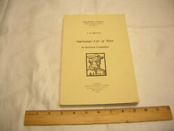 Suetoniusand039 Life Of Nero An Historical Commentary By K.r. Bradley 1978 Soft
